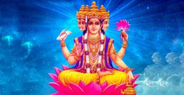Lord-Brahma-images